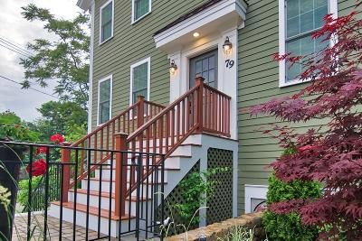 Arlington MA Single Family Home Contingent: $1,350,000