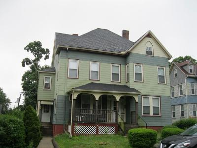 MA-Suffolk County Multi Family Home For Sale: 15-1/2 Tremlett St