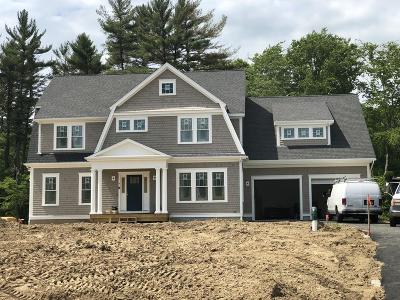 Scituate Single Family Home Under Agreement: 6 Studley Farm Road