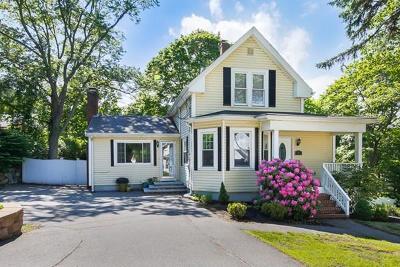 Saugus MA Single Family Home Contingent: $449,222