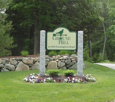 Sudbury Condo/Townhouse Contingent: 32 Old Framingham Rd #16