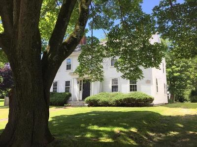 Hingham Single Family Home For Sale: 223 North Street