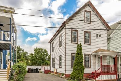 Revere Single Family Home Under Agreement: 10 Olive Rd