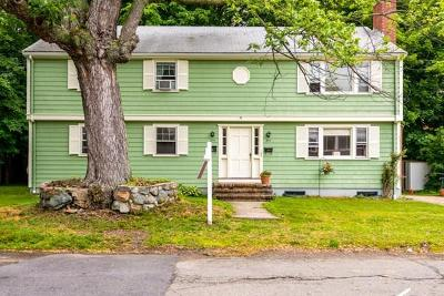 Newton Multi Family Home Under Agreement: 370 Linwood Ave