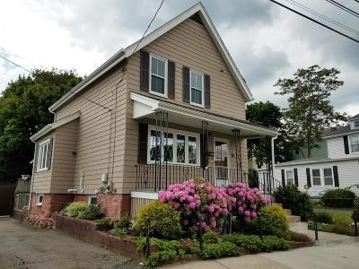 Malden Single Family Home Under Agreement: 68 Orchard St