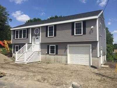 Malden Single Family Home Under Agreement: 8 Marvin St