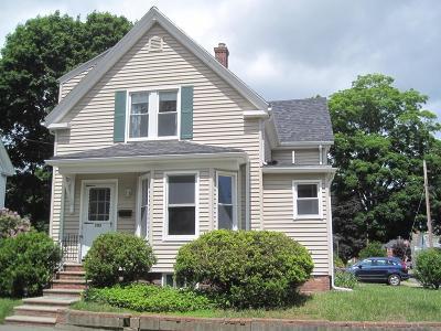 Wenham, Hamilton Single Family Home Contingent: 103 Linden St