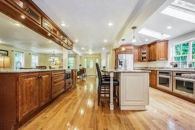 Franklin Single Family Home For Sale: 483 Summer Street