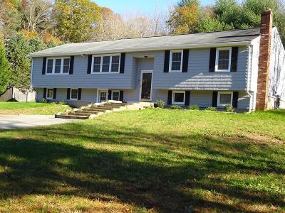 Hanson Single Family Home Contingent: 54 Gorwin Drive