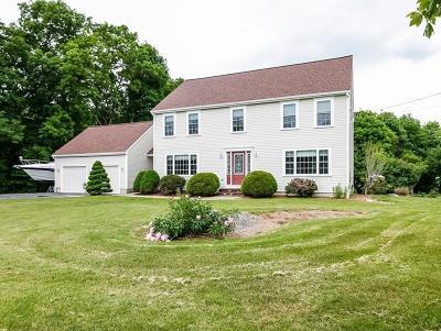Raynham Single Family Home For Sale: 47 Captains Landing