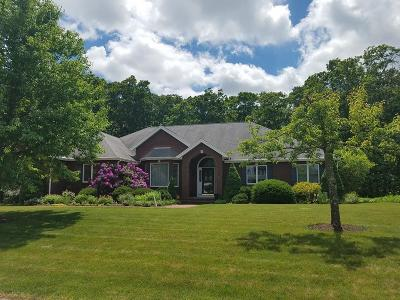 Attleboro Single Family Home For Sale: 55 Leawood Ln