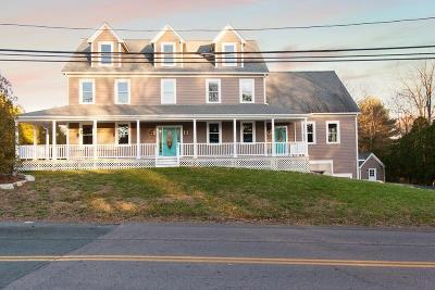 Attleboro Single Family Home Under Agreement: 919 Oak Hill Ave