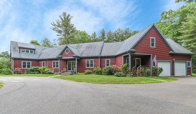 Millis Single Family Home For Sale: 21 Causeway St