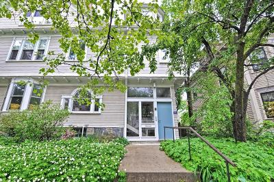 Cambridge Condo/Townhouse Under Agreement: 188 Upland Rd #4