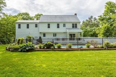 Raynham Single Family Home Under Agreement: 191 Tearall Rd