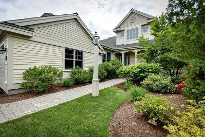 Southborough Condo/Townhouse Contingent: 57 Carriage Hill Circle #57