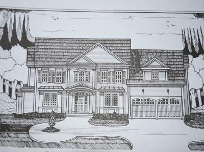Needham Single Family Home Under Agreement: Lot 27 Deerfield Road