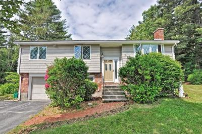 Holliston Single Family Home Price Changed: 45 Sweet Grass Ln