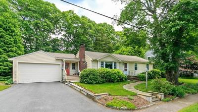 Needham Single Family Home Under Agreement: 24 Willow Street