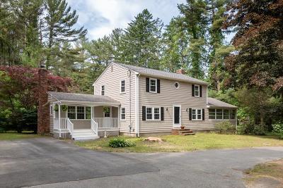 Pembroke Single Family Home Under Agreement: 25 Hobomock St.