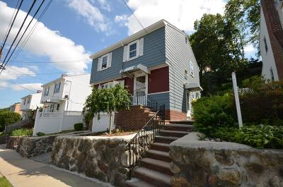 Boston Single Family Home Under Agreement: 73 Langley Road