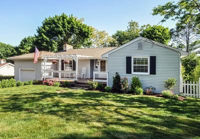 Hingham Single Family Home Contingent: 43 Governor Long Road