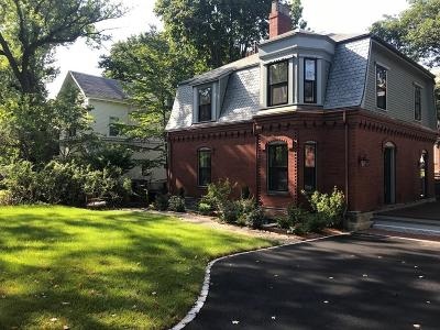 Brookline Single Family Home Price Changed: 195 Walnut St