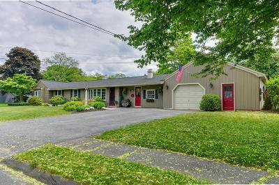 Framingham Single Family Home Contingent: 5 Cornell Rd