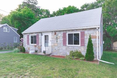 Woburn Single Family Home Under Agreement: 204 Montvale Ave.
