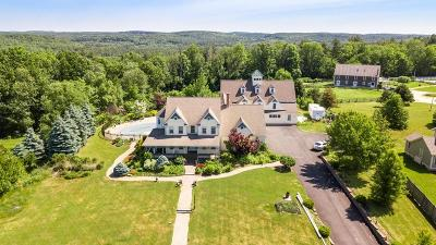 Methuen, Lowell, Haverhill Single Family Home For Sale: 147 Corliss Hill Road