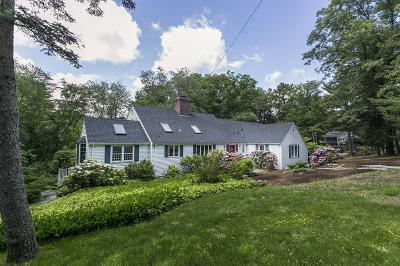 Wayland Single Family Home For Sale: 108 Sears Road