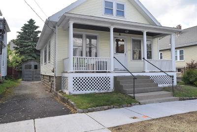 Watertown MA Single Family Home Under Agreement: $439,900