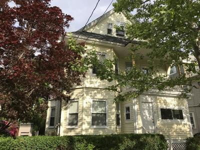 Quincy Multi Family Home Under Agreement: 71 Cleverly Ct