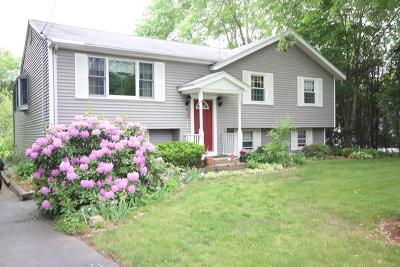 Mansfield Single Family Home For Sale: 69 Branch St