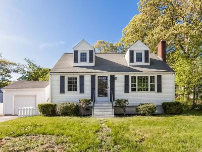 Holbrook Single Family Home For Sale: 8 Mullane Ave
