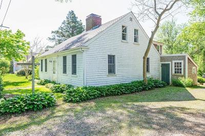 Sandwich Single Family Home For Sale: 200 Main St