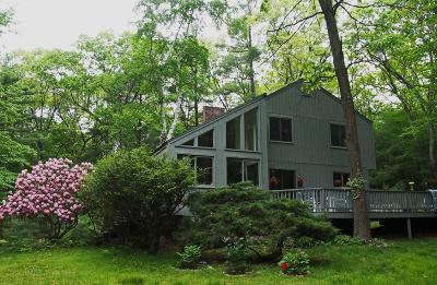 Sherborn Single Family Home For Sale: 52 Green Ln