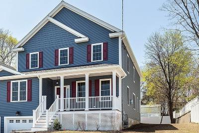 Wakefield Single Family Home Under Agreement: 15 Turnbull Ave #2