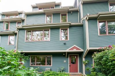 Cambridge Condo/Townhouse Under Agreement: 23 Cogswell Avenue #23