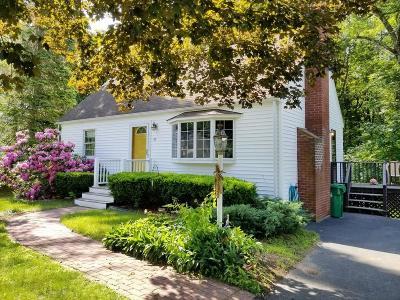 Ashland Single Family Home Under Agreement: 46 Cedar Hill Rd