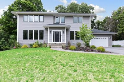 Wellesley Single Family Home For Sale: 33 Hunnewell St