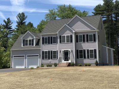 Middleboro Single Family Home Under Agreement: Lot 12 Gateway Ln (Off Precinct St)