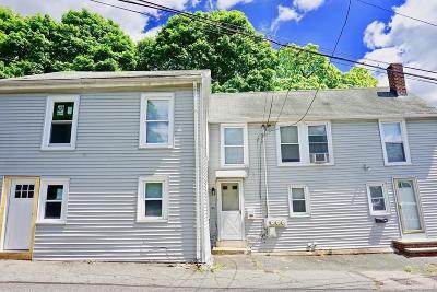 Dedham Condo/Townhouse For Sale: 44 Belknap Street #44