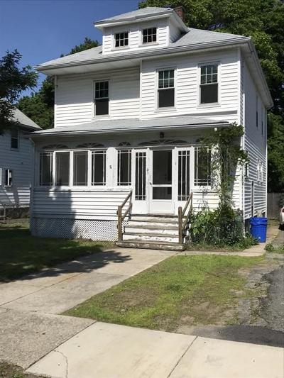 Quincy Single Family Home Under Agreement: 31 Greenview St