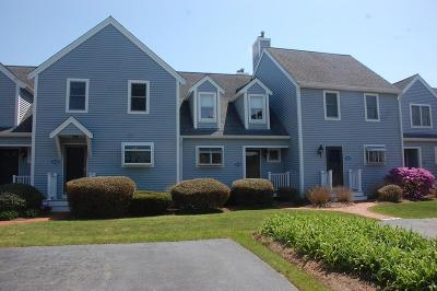 Mashpee Condo/Townhouse For Sale: 156 Shellback Way #156