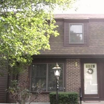 Mansfield Condo/Townhouse Under Agreement: 180 Rumford Ave #3