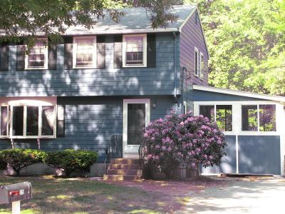 Hanover Single Family Home For Sale: 25 Foxtail Road