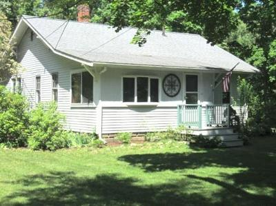 Carver Single Family Home Under Agreement: 4 Seipet St.