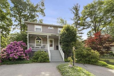 Holbrook Single Family Home Under Agreement: 35 Clover Rd