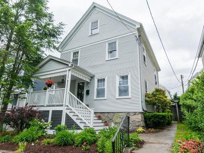 Single Family Home Under Agreement: 4 Ethel St